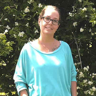 """Webbureau i Viby, GoWeb Aps har hjulpet kostvejleder Diana Olesen med hendes hjemmeside. """"Min side er blevet fantastisk, og der er virkelig lyttet til mine ønsker. GoWeb kan absolut kun anbefales herfra""""."""